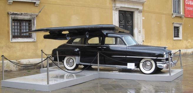 Esterio Segura: Hybrid of Chrysler (Kuuba)